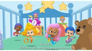 Bubble Guppies - Hey Baby (Lyrics) - YouTube