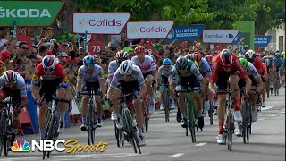 2019 Vuelta a España: Stage 4 | EXTENDED HIGHLIGHTS | NBC Sports