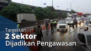 Polda Metro Jaya Targetkan 2 Sektor untuk Dijadikan Pengawasan saat Diberlakukannya New Normal