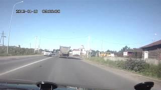 Видео смертельного ДТП в Выльгорте