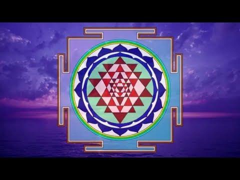 Sri Yantra Meditation   432Hz Miracle Tone   Raise Positive