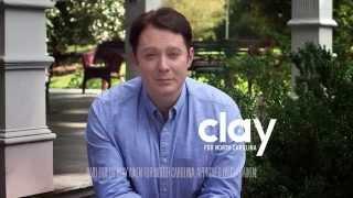 """Clay Aiken TV Ad """"Send A Message"""""""