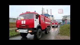 Эвакуация на Белоярской АЭС