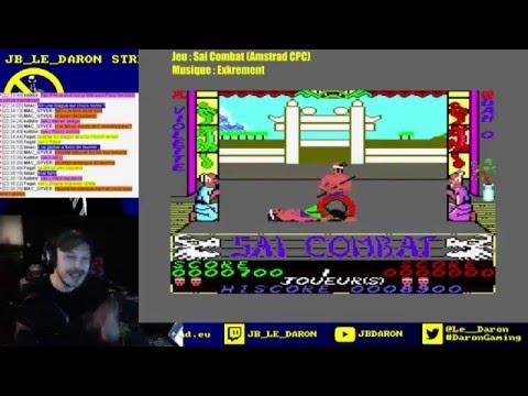 Sai Combat, Barry McGuigan, Yie Ar Kung-Fu, Street Fighter – Le Skill du Daron