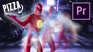 RUN FAST like THE FLASH in Premiere Pro (Justice League)