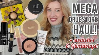 NEW MAKEUP SUNDAY HAUL 01/13/19 | DRUGSTORE MAKEUP from Elf, Wet n Wild, Milani, Bh Cosmetics