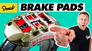 Choose the right Brake Pad! | SCIENCE GARAGE