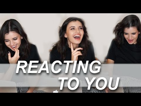 REACTING TO YOUR COVERS!