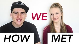 STORYTIME: HOW WE MET ♡