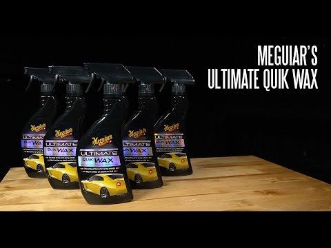 Meguiar's Cera Quik Ultimate (450ml)