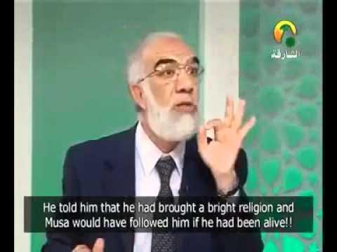 انكار شيئا معلومأ من الدين بالضرورة :: د. عمر عبدالكافي