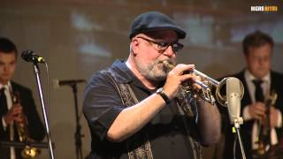 Latvian Radio Big Band ft. Randy Brecker - Some Skunk Funk