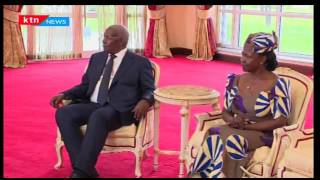 Business Today 22nd November 2016 - President Uhuru rally African leaders to prioritise investments