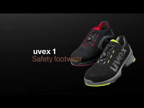 uvex safety footwear