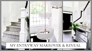 My Entryway Makeover & Reveal 2020