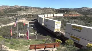 Cajon Pass Railroader Memorial