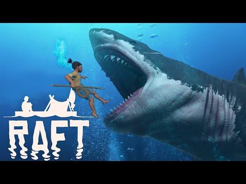 THE SHARK HUNTER (Raft: Dumb and Dumber)(17)