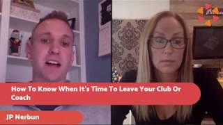 How To Know When It's Time To Quit A Team Or A Club