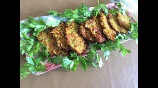 How To Make  Veggies Okoy | Fritters