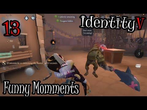 IDentity V   funny Moments #13