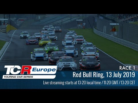 2019 Red Bull Ring, TCR Europe Round 7