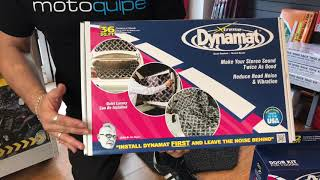 Review Of Dynamat Xtreme Sound Deadening