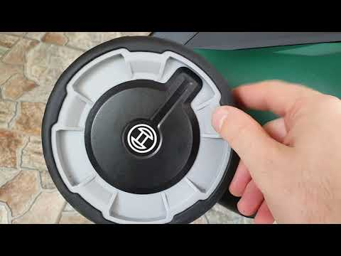 Bosch Rotak 32 Li  (0600885D06) – купить газонокосилку, сравнение цен интернет-магазинов: фото, характеристики, описание | E-Katalog