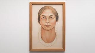 Diego Rivera  - Mrs Helen Wills Moody - Tate Modern - London - October 2018