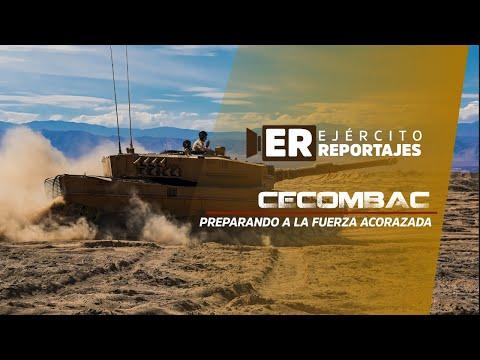 CECOMBAC Preparando a la Fuerza Terrestre del Ejército de Chile