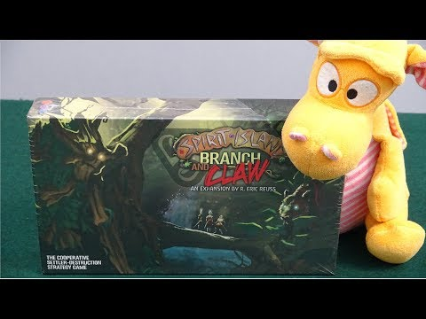 Spirit Island: Branch & Claw - Unboxing