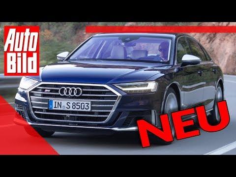 Audi S8 (2019): Neuvorstellung - Sport - Preis - PS - technische Daten