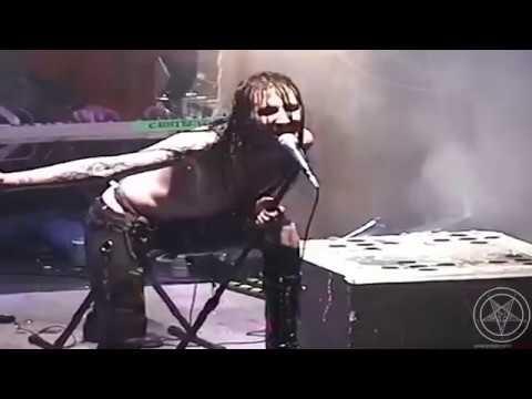 Marilyn Manson - Rock 'n roll nigger (live)