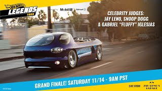 Hot Wheels Legends Tour - THE FINALE! - Hosted by Jay Leno, Snoop Dogg and more...