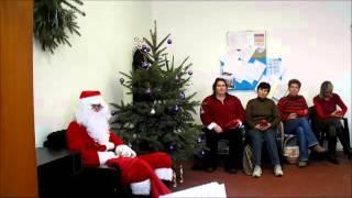 preview picture of video 'Mikulásnap 2012 12 07  Tiszacsege videó'