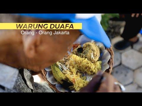 Rp.3.000, Makan Sepuasnya di Jakarta