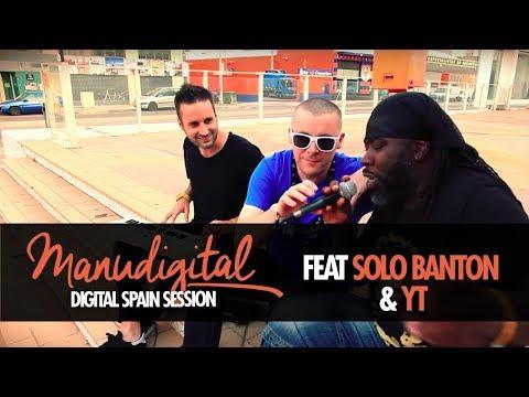 MANUDIGITAL FEAT. SOLO BANTON & YT - DIGITAL ROTOTOM SESSION (Official Video)