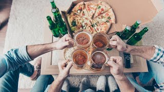 Does Food Actually Absorb Alcohol? A Doctor Answers