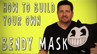 Bendy Mask Tutorial (Bendy and the Ink Machine Movie)