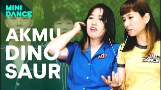"Game Designer & I Watch AKMU ""Dinosaur"" MV (KORENG Reaction)"