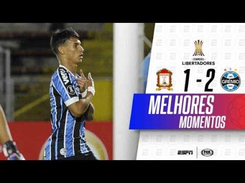 FERREIRINHA BRILHANDO! Melhores momentos de Ayacucho 1x2 Grêmio na Libertadores