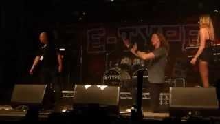 Campione 2000 - E-type (Live @ Tingvallafestivalen)