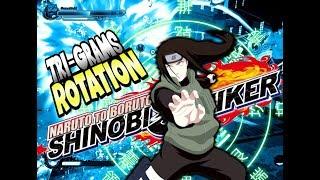 How to Get 8 TRI GRAMS PALM ROTATION Naruto to Boruto Shinobi Striker