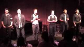 'Blessing' -  Sung by Scott Alan and The Broadway Boys on June 15th, 2009 @ Birdland
