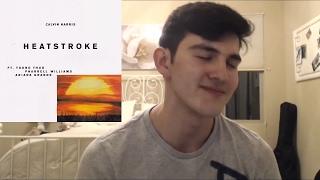 Calvin Harris - Heatstroke (feat. Young Thug, Pharrell Williams & Ariana Grande) First Reaction!!!