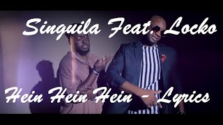 Singuila Feat Locko   Hein Hein Hein Lyrics Paroles Karaoke