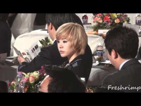 [Fancam]111121 SNSD- Sunny (wink !)@2011 Korean Pop Culture & Art Awards