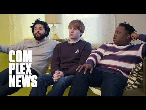 Injury Reserve Visits One of America's Oldest Video Stores at SXSW (видео)