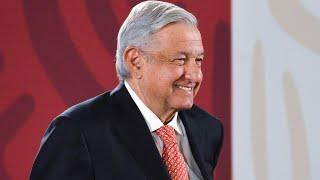 Pensiones y becas se elevarán a rango constitucional. Conferencia presidente AMLO