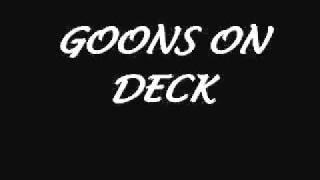 DOUGH FAM ENT -GOONS ON DECK