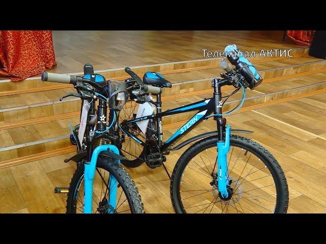 Велосипед за пятёрки